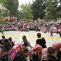 Photo taken at Ünsal İlköğretim Okulu by Kadriye B. on 4/23/2016
