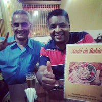 Photo taken at Restaurante Xodó da Bahia by Tertuliano X L. on 11/22/2013