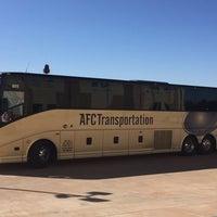 Photo taken at AFC Transportation by Globe R. on 4/26/2017