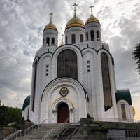 Photo taken at Кафедральный Собор Христа Спасителя by Tatiana S. on 6/14/2013