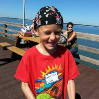Photo taken at Pirates of Hilton Head by Adrienne Q. on 10/23/2014