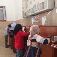 Photo taken at Stasiun Malang by Syauqi H. on 10/31/2014