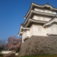 Photo taken at 忍城址 by すぺっきお on 3/30/2018