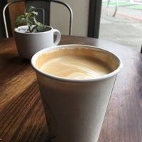 Photo taken at Sextant Coffee Roasters by Steve D. on 2/11/2018