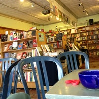 Photo taken at Bluestockings by Nathan L. on 1/11/2013