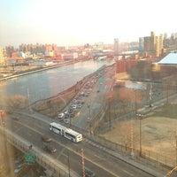 Photo taken at 145th Street Bridge by Ant L. on 3/1/2013