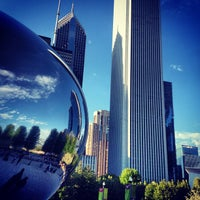 Photo prise au Millennium Park par David V. le5/15/2013