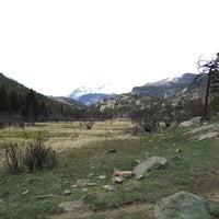 Photo taken at Cub Lake Trail by Melvin L. on 5/9/2016