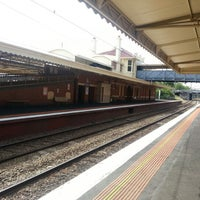 Photo taken at Armadale Station by Seventh Heaven M. on 11/19/2012