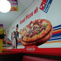 Photo taken at Domino's Pizza by Shyaam K. on 5/7/2013