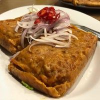 Photo taken at Aunty Lee Baba Nyonya Restaurant by Ramphal R. on 5/16/2018