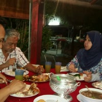 Photo taken at Pengkalan Ikan Bakar by Ahmad S. on 10/1/2016