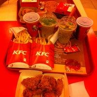 Photo taken at KFC by Nikhil C. on 12/16/2012