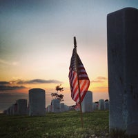 Photo taken at Fort Rosecrans National Cemetery by david b. on 5/28/2013
