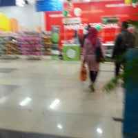Photo taken at Carrefour by Herry I. on 6/29/2016