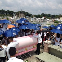 Photo taken at Cabatuan Public Cemetery by Vhen Rhyan P. on 8/16/2014