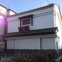 Photo taken at 山王 山車蔵 by nissy T. on 2/17/2013