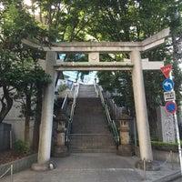 Photo taken at 北谷稲荷神社 by nissy T. on 5/31/2015