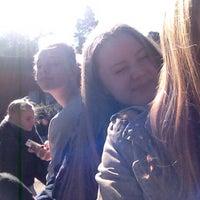 Photo taken at Kalevanniemen Koulu by Sinna H. on 3/17/2015