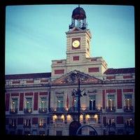 Foto tomada en Puerta del Sol por Matheus S. el 4/15/2013