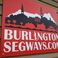 Photo taken at Burlington Segway Tours by Kate Y. on 7/5/2013