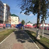 Photo taken at Saransk by ali h. on 6/24/2018