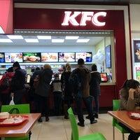 Photo taken at KFC by Irishka A. on 4/2/2017