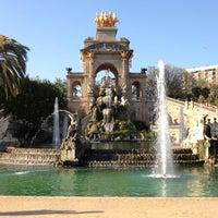 Photo prise au Parc de la Ciutadella par oscar g. le4/18/2013