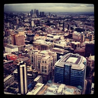 Photo taken at Salesforce Tower by David J. on 9/17/2012