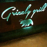 Photo taken at Grizzly Grill by Labiere B. on 8/22/2014