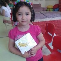 Photo taken at nuran oguz anaokulu by Melike Nur K. on 5/6/2015