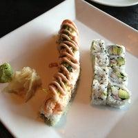 Photo taken at Zake Sushi Lounge by Carla C. on 3/16/2013