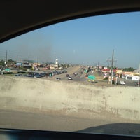 Photo taken at 290 And Highway 6 by Carla C. on 7/2/2013