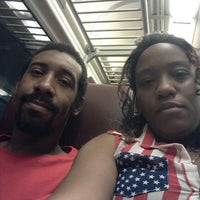 Photo taken at NJ Transit 4661 to ACY by CoCo_Cutie on 7/4/2013