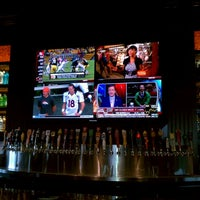 Photo taken at BJ's Restaurant and Brewhouse by Gary B. on 11/16/2012