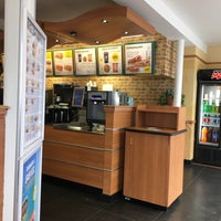 Photo taken at SUBWAY | Vestmannaeyjar by Andri V. on 6/11/2016