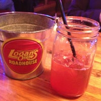 Photo taken at Logan's Roadhouse by Wings G. on 4/27/2013