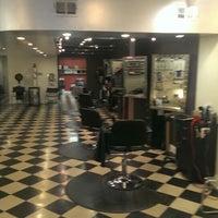 Photo taken at Matthew John's Hair Salon by Chris M. on 8/1/2013