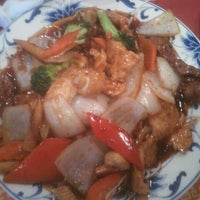 Photo taken at Twin Lion Chinese Restaurant by Kevin B. on 10/12/2012