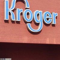 Photo taken at Kroger by Sarah C. on 2/18/2014