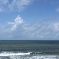 Photo taken at Cape San Blas by Lee H. on 5/26/2015