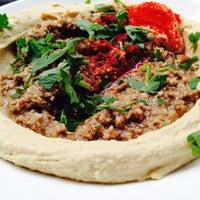 Снимок сделан в Hummus Bros пользователем Lady Gel :. 8/18/2014