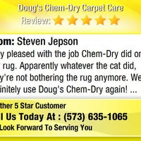 Photo taken at Doug's Chem-Dry Carpet Care by Doug's Chem-Dry Carpet Care on 12/28/2015