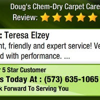 Photo taken at Doug's Chem-Dry Carpet Care by Doug's Chem-Dry Carpet Care on 1/12/2016