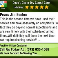 Photo taken at Doug's Chem-Dry Carpet Care by Doug's Chem-Dry Carpet Care on 2/8/2016