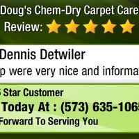 Photo taken at Doug's Chem-Dry Carpet Care by Doug's Chem-Dry Carpet Care on 1/6/2016