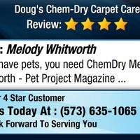 Photo taken at Doug's Chem-Dry Carpet Care by Doug's Chem-Dry Carpet Care on 2/24/2016