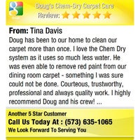 Photo taken at Doug's Chem-Dry Carpet Care by Doug's Chem-Dry Carpet Care on 1/15/2016