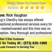 Photo taken at Doug's Chem-Dry Carpet Care by Doug's Chem-Dry Carpet Care on 1/23/2016