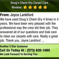 Photo taken at Doug's Chem-Dry Carpet Care by Doug's Chem-Dry Carpet Care on 12/21/2015